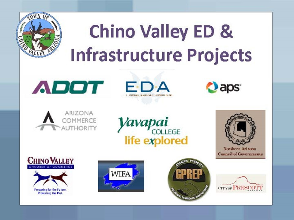 ED Infrastructure Project Page 1