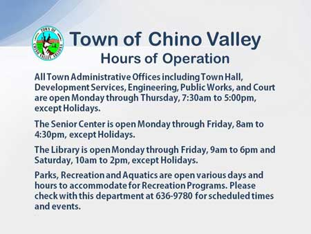Town Hours